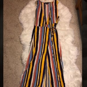 Forever 21 Tie Maxi Dress